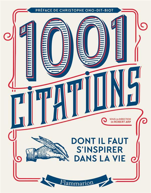1001 CITATIONS