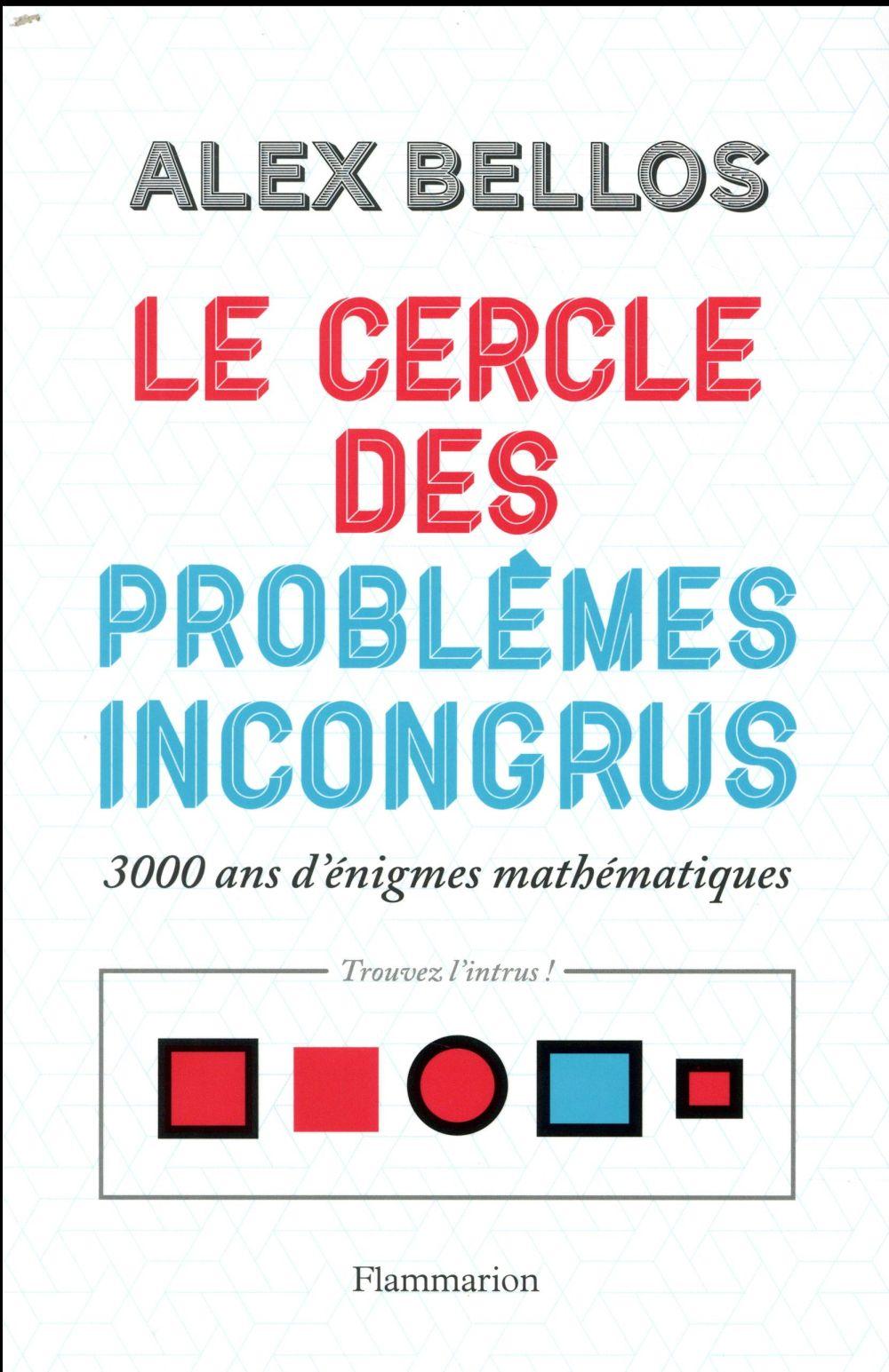 LE CERCLE DES PROBLEMES INCONGRUS