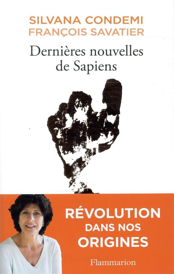 SCIENCES - DERNIERES NOUVELLES DE SAPIENS