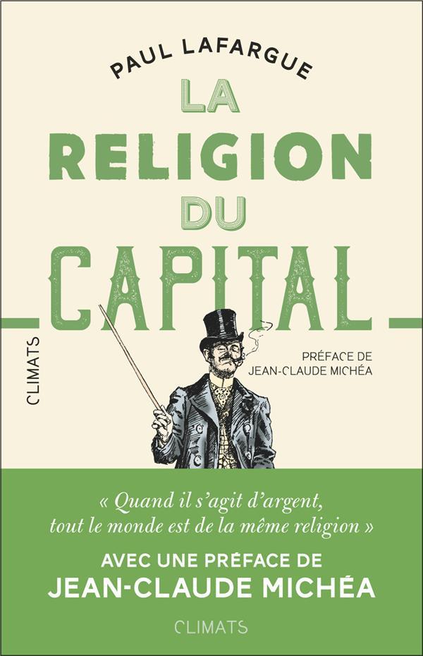 ROMANS - LA RELIGION DU CAPITAL