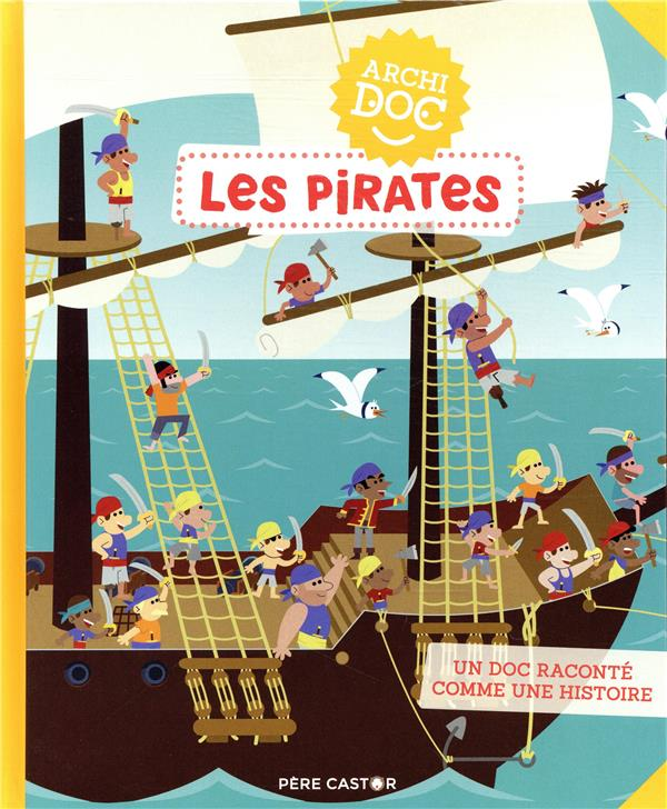 LES PIRATES - ARCHIDOCS - T8