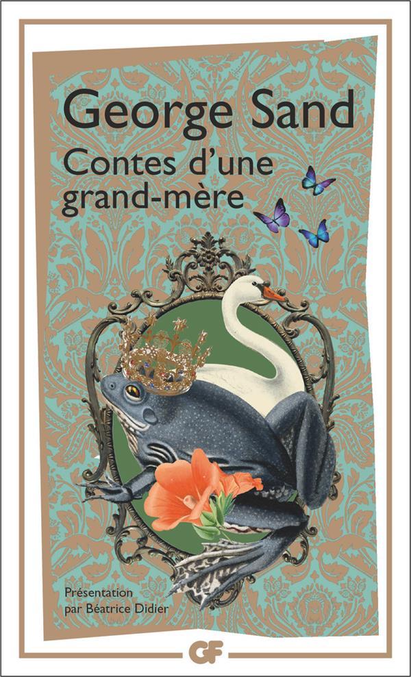 CONTES D'UNE GRAND-MERE