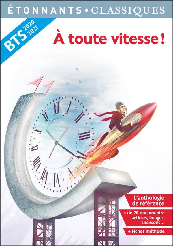 A TOUTE VITESSE ! - PROGRAMME BTS 2020-2021