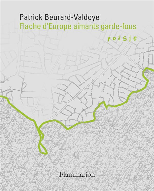 FLACHE D'EUROPE AIMANTS GARDE-FOUS - CYCLE DES EXILS - VII