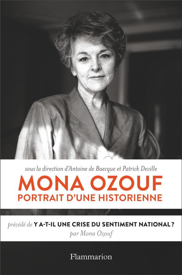 MONA OZOUF - PORTRAIT D'UNE HISTORIENNE