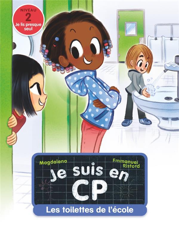JE SUIS EN CP - T18 - LES TOILETTES DE L'ECOLE