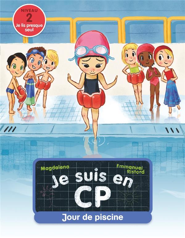 JE SUIS EN CP - T03 - JOUR DE PISCINE