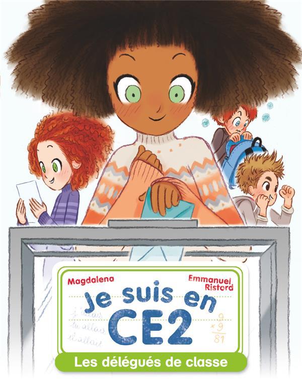 JE SUIS EN CE2 - T02 - LES DELEGUES DE CLASSE