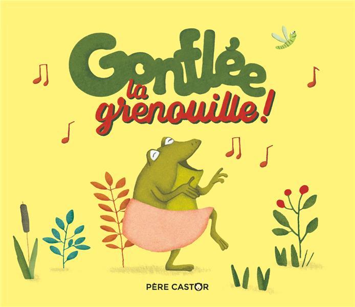 GONFLEE LA GRENOUILLE !