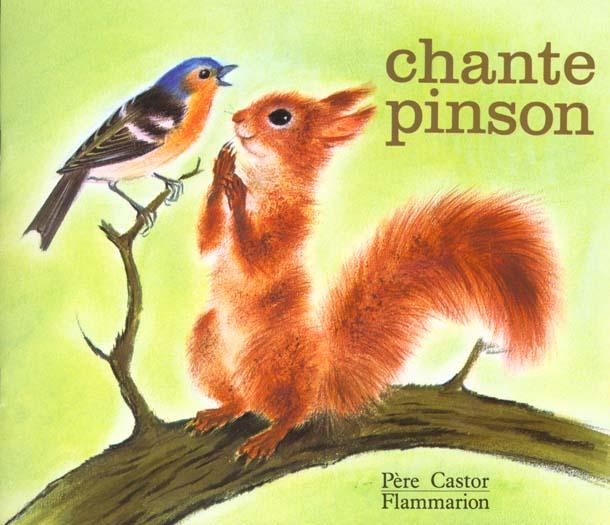 CHANTE PINSON - LES HISTOIRES DU PERE CASTOR - T96