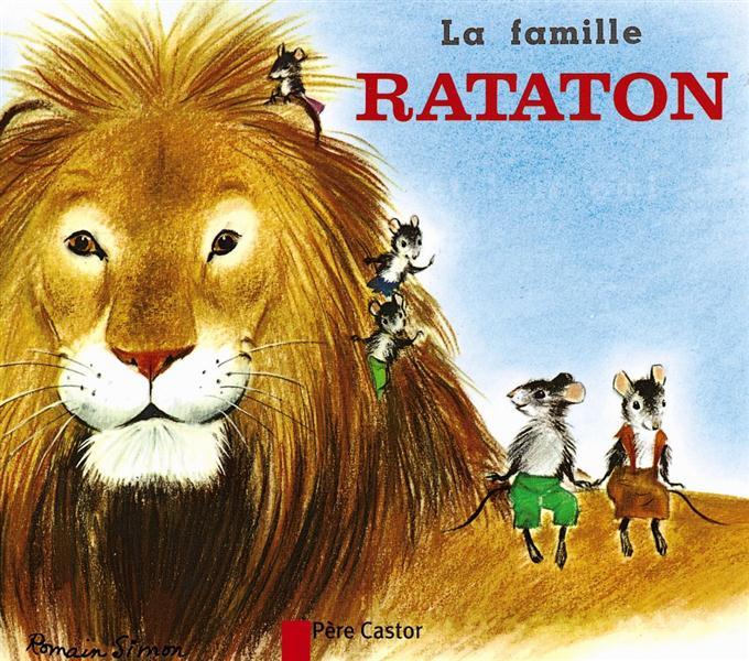LA FAMILLE RATATON.