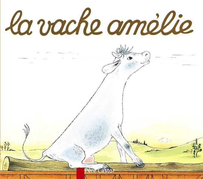LA VACHE AMELIE.