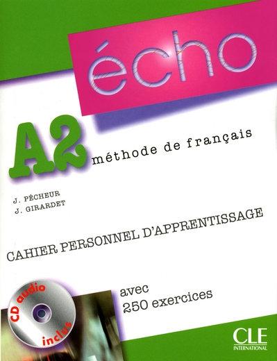 ECHO A2 CAHIER PERSO APPRENTIS