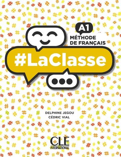 #LA CLASSE NIVEAU A1 ELEVE + DVD