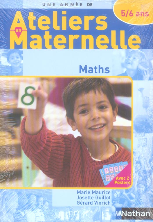 ATELIERS MATERNELLE MATHS 5/6A