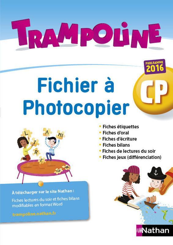 TRAMPOLINE FICHIER A PHOTOCOPIER CP PROGRAMME 2016