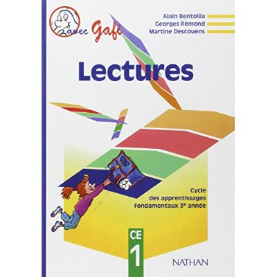 GAFI LECTURES CE1 - ELEVE