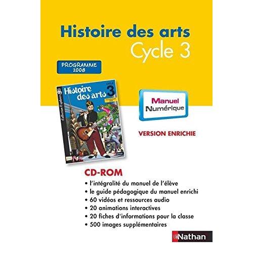 DVD ROM HISTOIRE DES ARTS-MNVPE - TNA