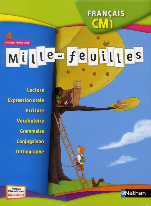 MILLE FEUILLES CM1 - MANUEL