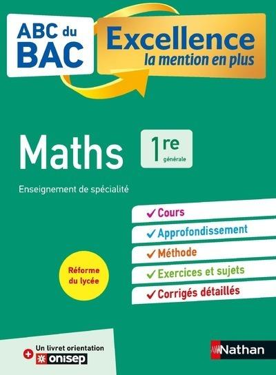 ABC EXCELLENCE MATHS 1RE