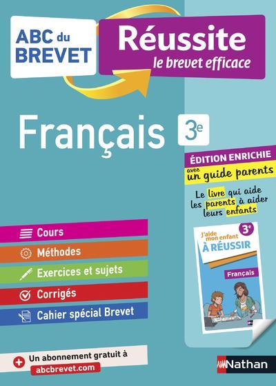 REUSSITE FAMILLE - FRANCAIS 3E