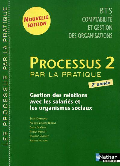 PROCESSUS 2 BTS 2 CGO (P/P) EL