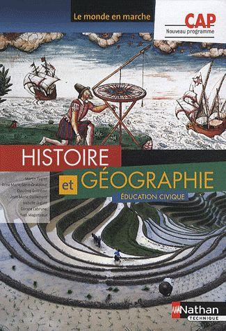 HISTOIRE-GEOGRAPHIE CAP (MM) E