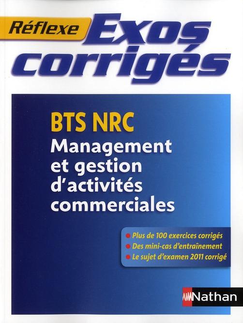 EX CORR BTS NRC MANAG GEST AC