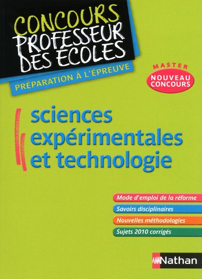 SCIENCES EXPERIMENT/TECHNOLOGI