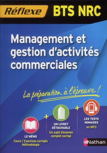 MANAGEMENT GESTION ACTIV CIALE - 86