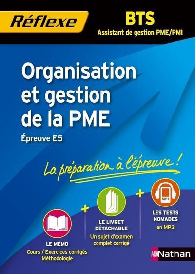 ORGA GESTION PME (MEMO REF)