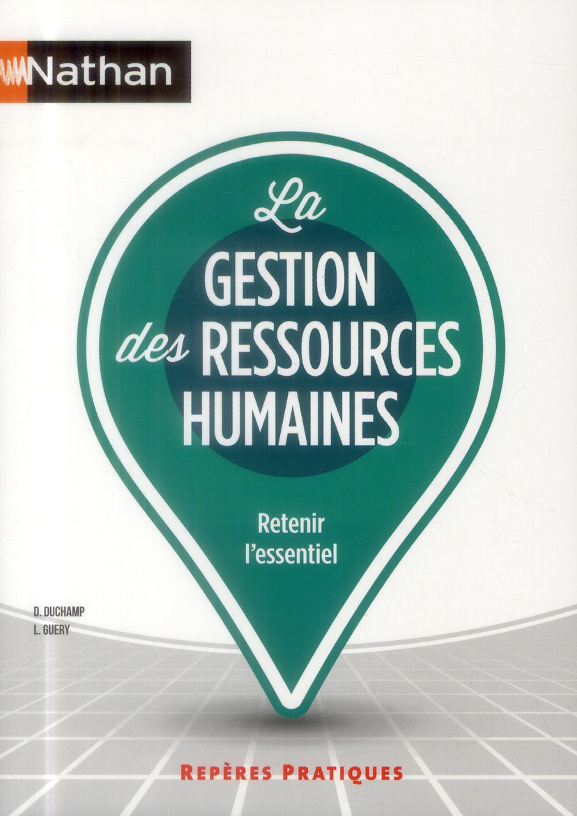 GESTION RESSOURC HUMAINES N75