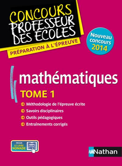 MATHS T01 (CRPE) 2013