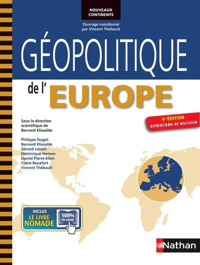 GEOPOLITIQUE EUROPE (NOUV CON