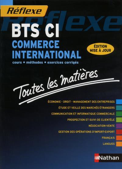 COMMERCE INTERNATIONAL REF N11