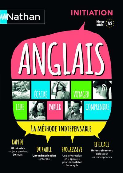 ANGLAIS (LIVRE) INITIATION (VE