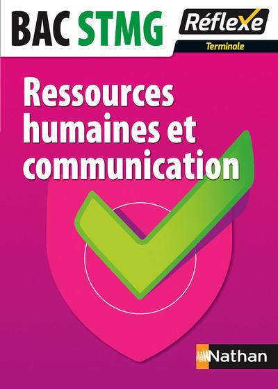 RESSOURCES HUMAINES ET COMMUNICATION TERM STMG - MEMO REFLEXE NUMERO 90 2015