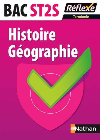 HISTOIRE GEOGRAPHIE - TERMINALE BAC ST2S MEMO REFLEXE N94 2015