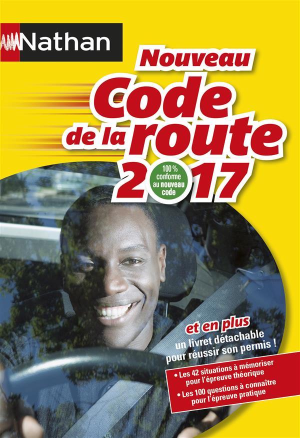 CODE DE LA ROUTE 2017 (JUIN 2016)