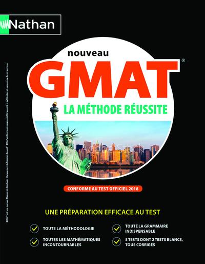 NOUVEAU GMAT - GRADUATE MANAGEMENT ADMISSION TEST - (LIVRE) - 2018
