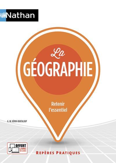 LA GEOGRAPHIE - REPERES PRATIQUES N 41 - 2019
