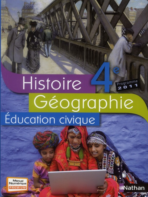 HIST-GEO-EDUCATION CIV. 4E LIV