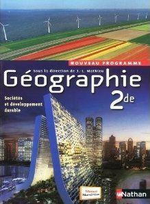 GEOGRAPHIE 2E GF 2010