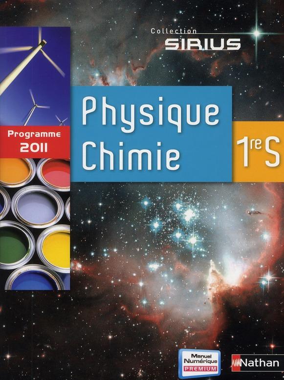 PHYSIQUE-CHIMIE 1E S GD FORMAT