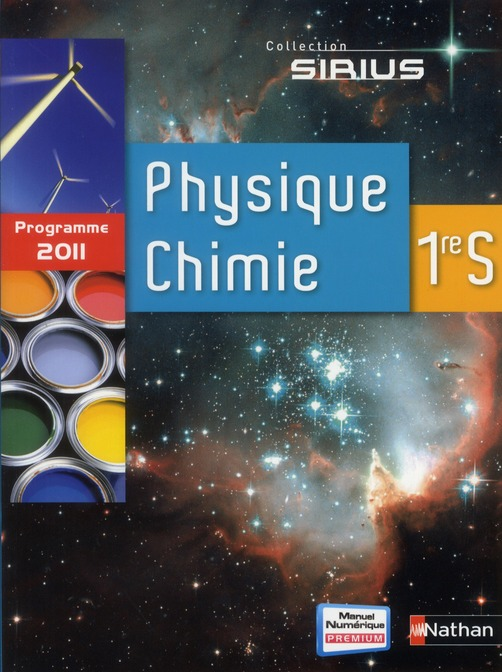 PHYS-CHIMIE 1RE S COMPACT 2011