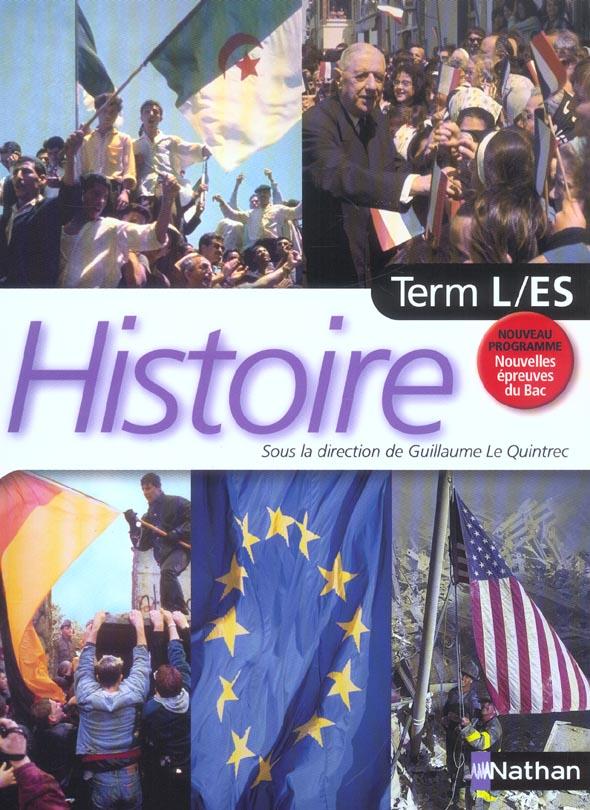LE QUINTREC/HISTOIRE TER L ES