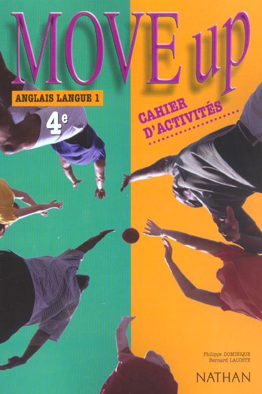 MOVE UP 4E LV1 ACTIVITES 2002