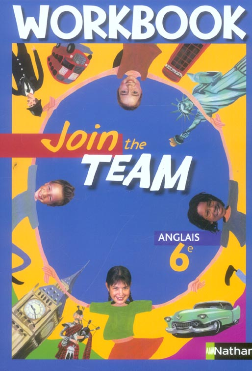 JOIN THE TEAM 6E WORKBOOK 2006