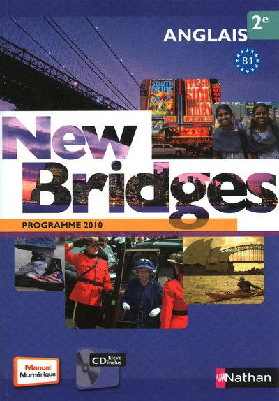 NEW BRIDGES 2E + CD GF 2010
