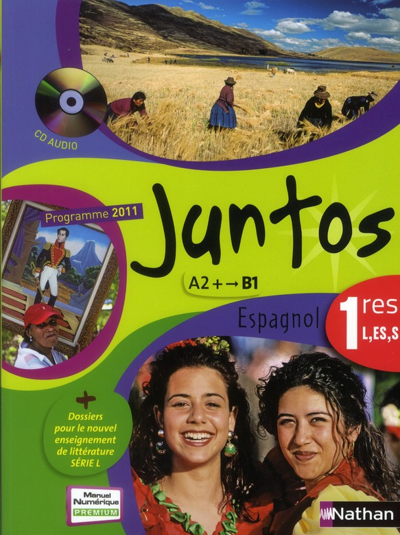 JUNTOS 1RES+CD GRAND FORMAT 11